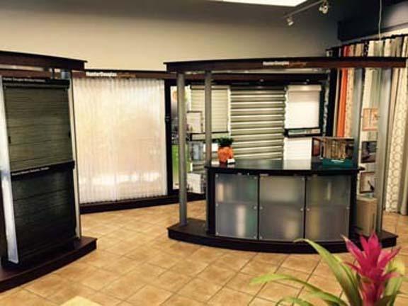 Blinds Amp Designs Tiburon Window Treatment Showroom