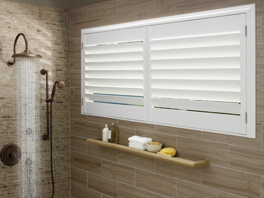 About Bathroom Window Treatments